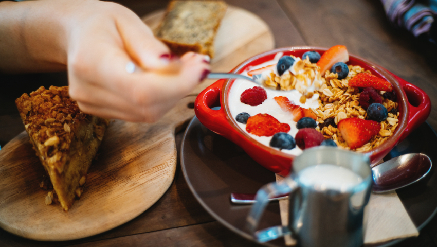 Οι 5 + 1 καλύτερες τροφές για ενέργεια χωρίς θερμίδες