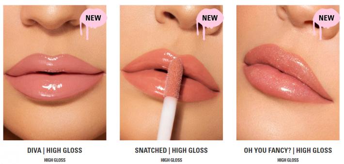 Τα high glosses της Kylie Jenner μόλις κυκλοφόρησαν και τα θέλεις όλα