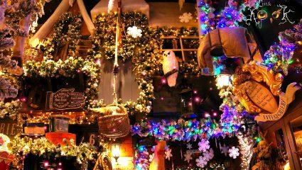 Χριστούγεννα στην πόλη! Τα τρία ονειρικά στολισμένα café που σε βάζουν για τα καλά σε Xmas mood