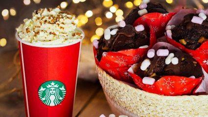 Starbucks: Οι νέες limited christmas προτάσεις που πρέπει να δοκιμάσεις οπωσδήποτε