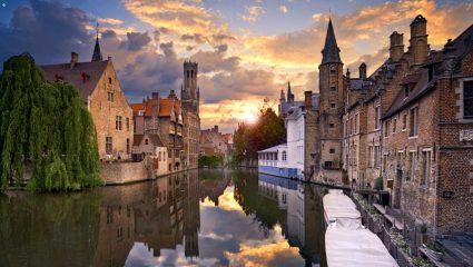 Κάστρα και μαγικά σοκάκια: Ευρωπαϊκές πόλεις βγαλμένες από παραμύθι