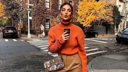 Burnt orange ή αλλιώς… η απόλυτη τάση για το 2019