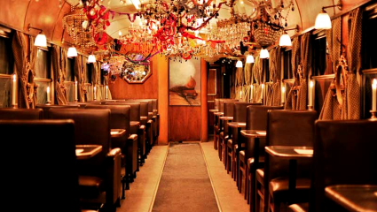 Orient Express στην Κωνσταντινουπόλεως: Ένα δείπνο βγαλμένο από… βιβλίο