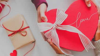 Σε κλίμα Valentine's Day! Το καλύτερο δώρο για να φτιάξεις ατμόσφαιρα