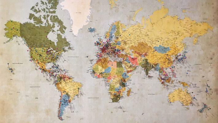 10/10 ούτε καθηγητής: Θα γίνεις ο πρώτος που θα βρει που βρίσκονται αυτές οι 10 χώρες;