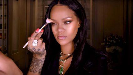 Everyday makeup σε 5 βήματα υπό την καθοδήγηση της Rihanna