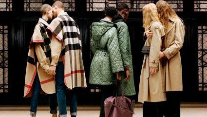 Riccardo Tisci: H νέα εποχή της Burberry στο Fashion Week του Λονδίνου