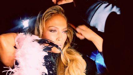 Σήμερα κάνουμε copy στο makeup και τα μαλλιά της Jennifer Lopez