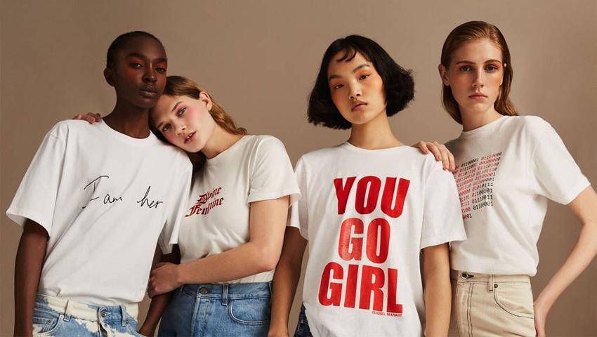 Victoria Beckham: Τα logos της για την ημέρα της Γυναίκας, αφιερωμένα σε κάθε επιζήσασα πολέμου