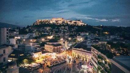 Για cocktails και όχι μόνο! Τέσσερις ταράτσες της Αθήνας που πρέπει να επισκεφτείς οπωσδήποτε