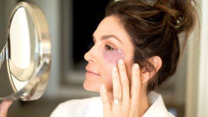 Για μάτια ξεκούραστα και φωτεινά: Νέα eye patches καρπούζι με την υπογραφή της Cindy Crawford