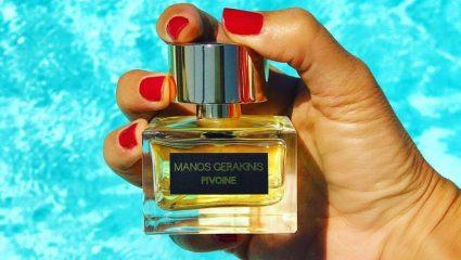 Manos Gerakinis Parfums: Το ελληνικό brand luxury αρωμάτων που σε ταξιδεύει σε μια άλλη εποχή