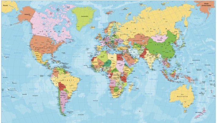 Κουίζ γεωγραφίας: Μπορείς να βρεις τη χώρα από την πρωτεύουσά της;