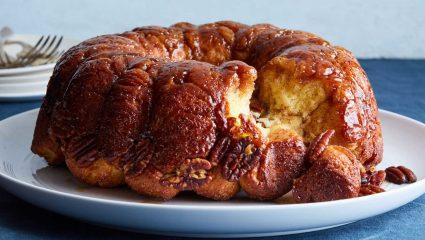 Monkey Bread: Το νούμερο ένα trend στα γλυκά και πώς να το φτιάξεις