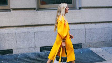 Οι 50 αποχρώσεις του κίτρινου: Το χρώμα που πάει σε όλα τα στυλ και όλες τις ηλικίες