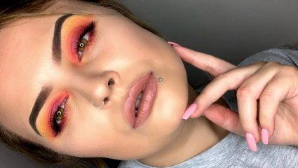 Το νέο summer make-up trend ματιών είναι εμπνευσμένο από το ηλιοβασίλεμα