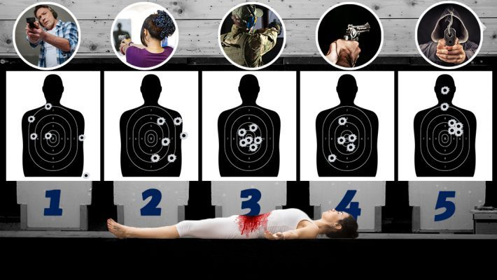 Αστυνομικός γρίφος: Θα καταφέρεις να βρεις τον δολοφόνο από ένα στοιχείο της φωτογραφίας; (Pic)