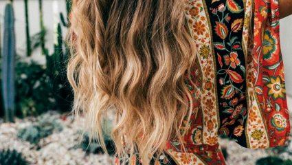 Beach wave style: Πώς να κάνεις μόνη σου το πιο καλοκαιρινό hairstyle