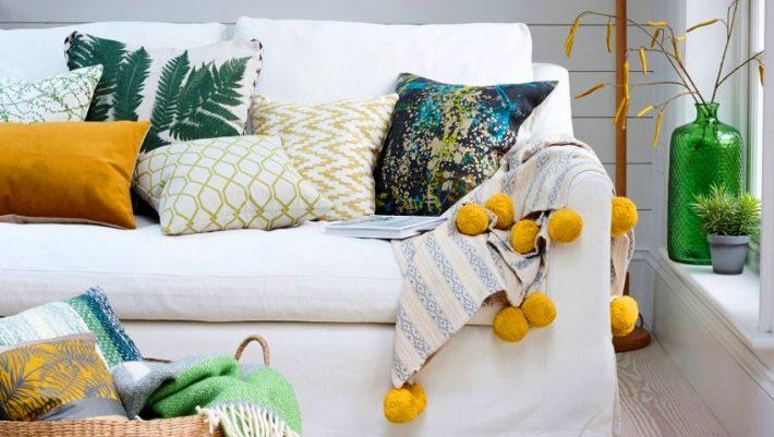 Tips για να δώσεις στο σπίτι σου πιο καλοκαιρινό αέρα