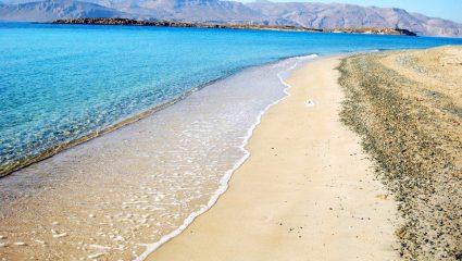 Το «κρυφό» μέρος της Κρήτης που θυμίζει Παράδεισο