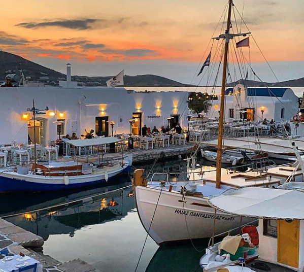 Μάγεψαν τον διεθνή Τύπο: Δύο ελληνικά νησιά εκτόπισαν τη Μύκονο και βρέθηκαν ανάμεσα στους top προορισμούς του κόσμου