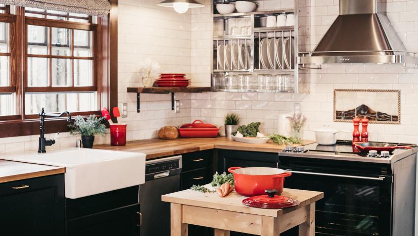 Βάζεις κιλά; Φταίει (και) η διακόσμηση της κουζίνας σου!