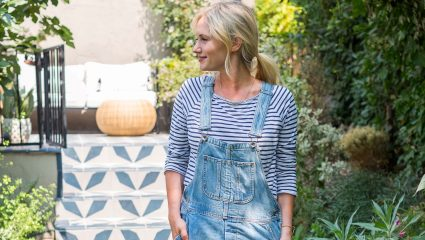 Jean jumpsuits: Το trend που με την αξία του παίρνει 10/10