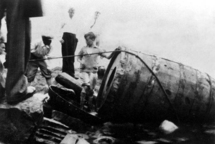 Βουτιά θανάτου: Ο Έλληνας που έπεσε στους καταρράκτες του Νιαγάρα μέσα σε ένα βαρέλι
