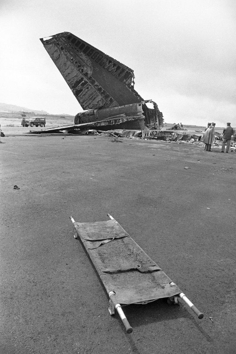 583 νεκροί από ένα παιδαριώδες λάθος: Η σύγκρουση των 2 Boeing στη μεγαλύτερη αεροπορική τραγωδία