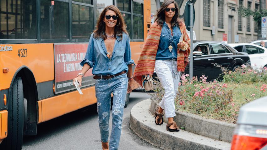 Τα 3 must-have jeans που κολακεύουν τις καμπύλες σου