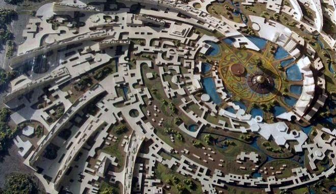 Η μοναδική στον κόσμο: Η πόλη που οι κάτοικοι της ζουν χωρίς χρήματα, πολιτική και θρησκεία