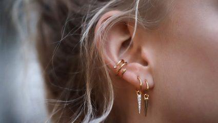 Ear cuff, ό,τι πιο in fashion σε σκουλαρίκι για φέτος τον χειμώνα