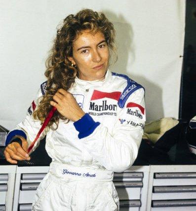 Το κορίτσι της Formula 1 που ερωτεύτηκε τον απαγωγέα της