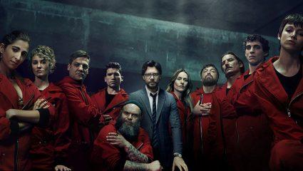 La Casa De Papel: Η 4η και η 5η σεζόν φέρνουν ανατροπές