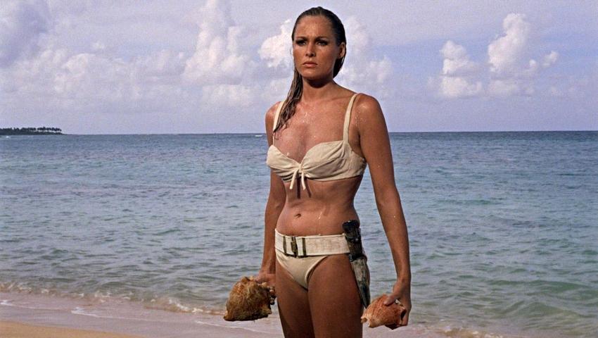 Ursula Andress: Ωδή στο ωραιότερο κορίτσι του James Bond