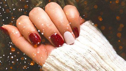 Christmas manicure: Αυτά τα Χριστούγεννα, τα νύχια μας θα είναι σκέτο κόσμημα