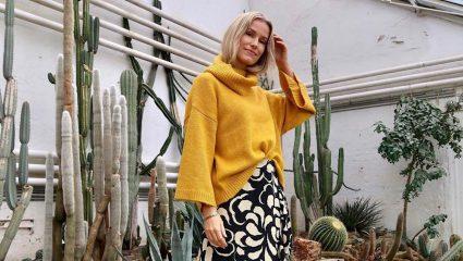 Κάν' το σαν fashion blogger! Colour blocking (και) τα Χριστούγεννα