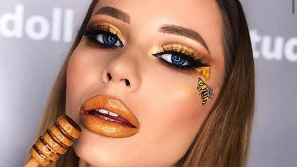 Let's… honey! Το νέο make up trend ήρθε για να τραντάξει κάθε safe επιλογή και στάζει… μέλι