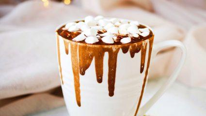 Η «μυστική» συνταγή για την πιο κρεμώδη ζεστή σοκολάτα