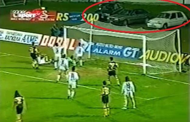 Κουίζ: Αναγνωρίζεις το θρυλικό γήπεδο της Α' Εθνικής με το πάρκινγκ πίσω απ' το τέρμα;
