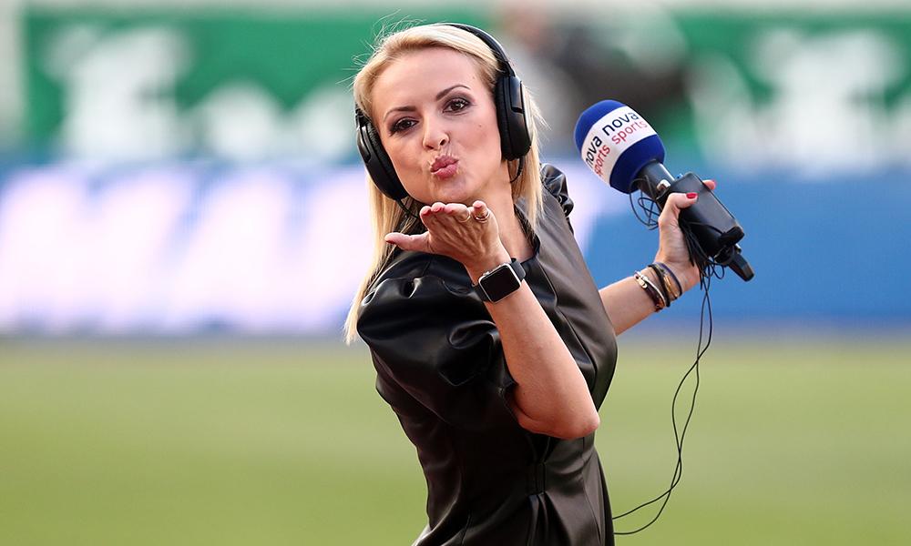 Λίλα Κουντουριώτη: «Κορίτσια, το ποδόσφαιρο δεν είναι πυρηνική φυσική!»