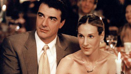 And Just Like That…   Είναι αυτός ο νέος μεγάλος έρωτας της Carrie;