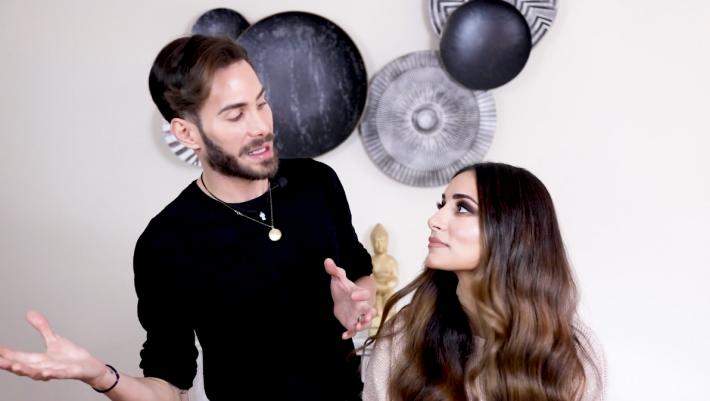Petro's vlog #1: Glam smokey eyes με τη Γωγώ Φαρμάκη
