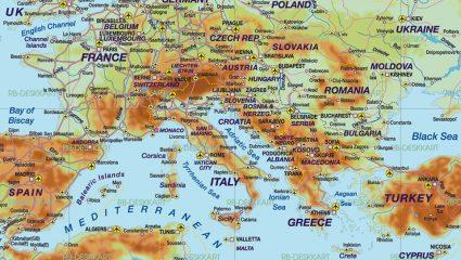 10 χώρες, 3 λεπτά, 1 πρωτεύουσα: Θα καταφέρεις να κάνεις το 10/10 στο πιο ζόρικο κουίζ γεωγραφίας;