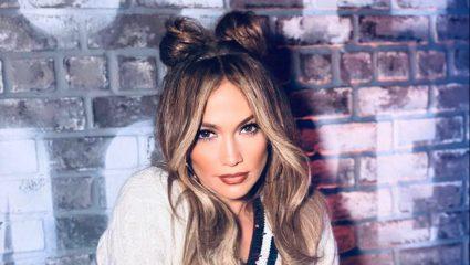 Σε ξετρέλαναν τα hair buns της Jennifer Lopez; Σου βρήκαμε τον τρόπο να τα φτιάξεις μόνη σου