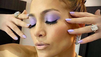 Sweet lavender: Το νέο nail & make up trend που θα αγαπήσουμε όταν βγούμε από το σπίτι