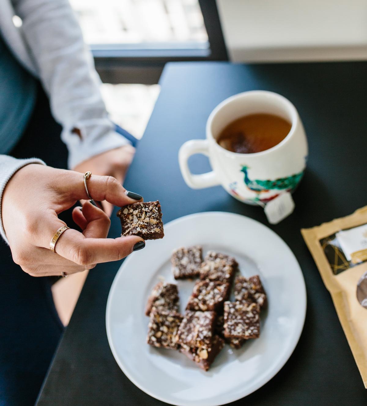 Πανεύκολα brownies με τρία μόνο υλικά
