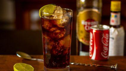 Για τις βραδιές στη βεράντα! To τέλειο Cuba Libre φτιαγμένο απ' τα χεράκια σου