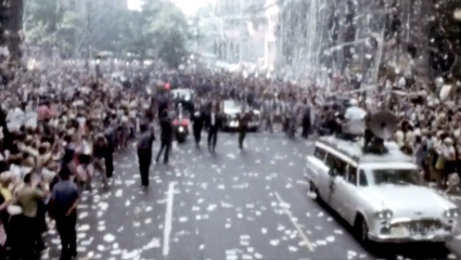 History 101: Το ντοκιμαντέρ που είναι νο4 στην Ελλάδα αφήνει πίσω του μεγάλες σειρές