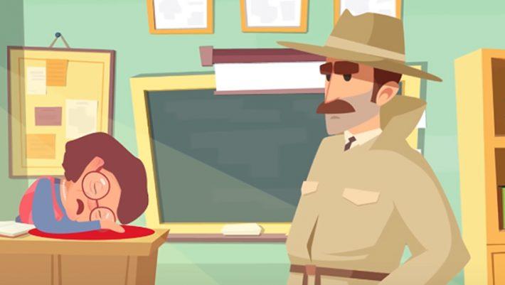 Εξιχνίασε το έγκλημα: Αν καταφέρεις από 1 λεπτομέρεια να βρεις τον δολοφόνο τότε είσαι διάνοια